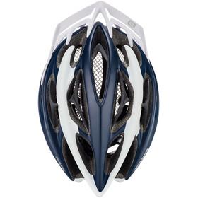 Rudy Project Sterling + Cykelhjelm, blue - white matte